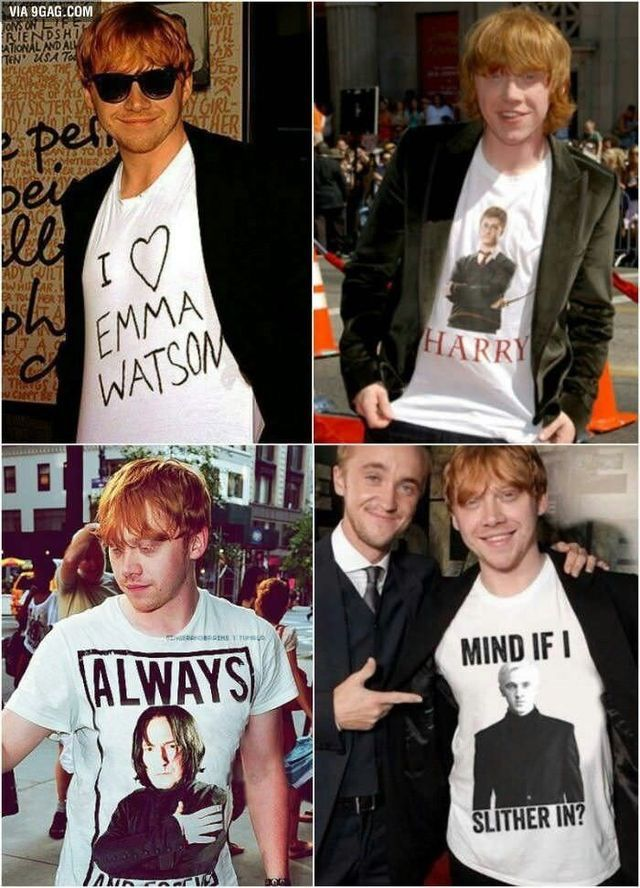 Ron Weasley In 2020 Harry Potter Puns Harry Potter Memes Harry Potter Funny