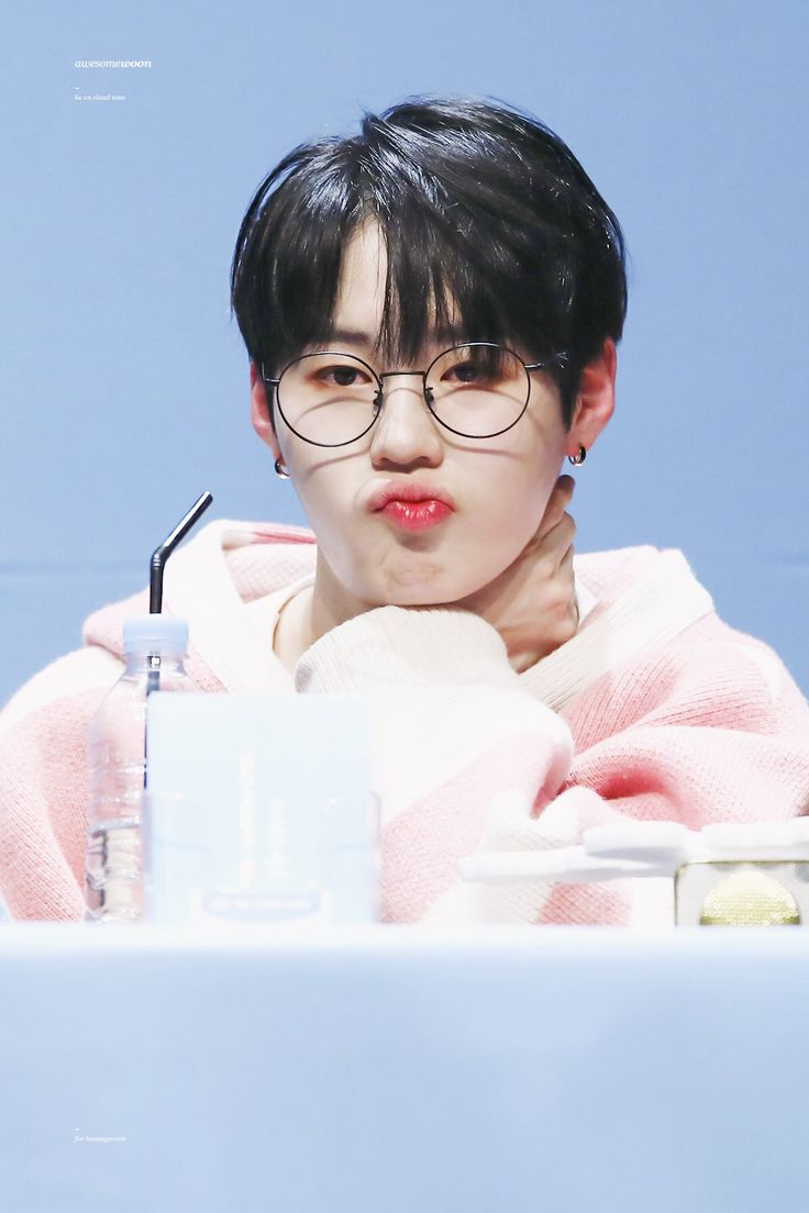 WANNA ONE | Ha Sung Woon | Sungwoon | 110118 Wanna One @ Yohi Fansign