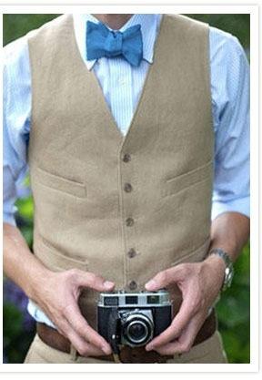 My groom will wear