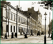 1908: Stockmann, Helsinki.