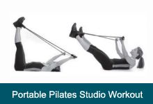 Portable Pilates Studio Workout
