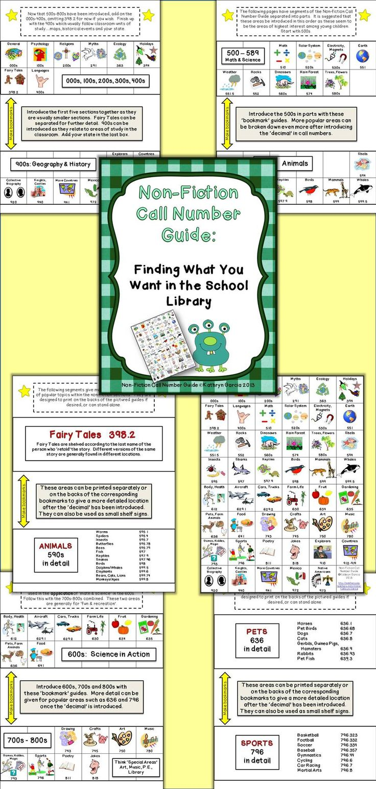 72 best dewey images on pinterest library skills dewey decimal call number guide for the school media center robcynllc Images