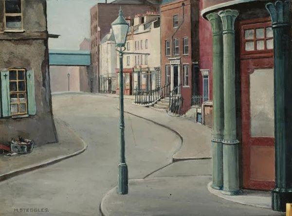 Warner Street, Harold Steggles