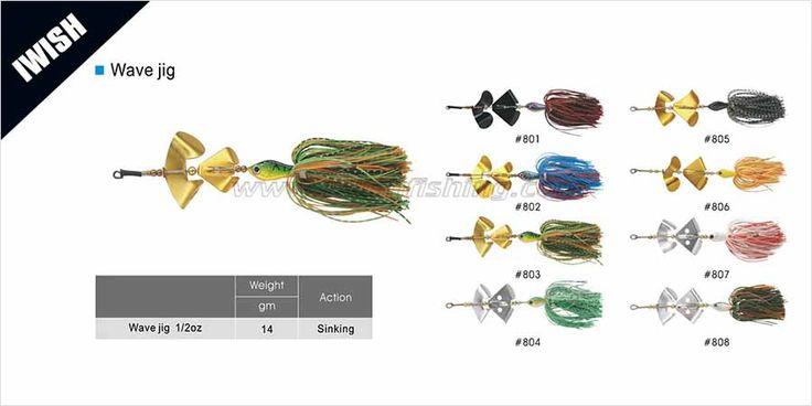 Bass Pike Muskies Lure Fishing Buzz Bait Fishing