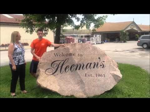 Mama Deb Visits Heeman's July 2013