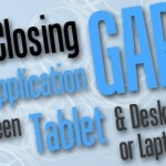 Closing the Application Gap between Tablet and PC