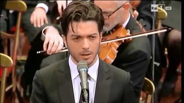 Il Volo - Ave Maria (Concerto di Natale 2014 al Senato)