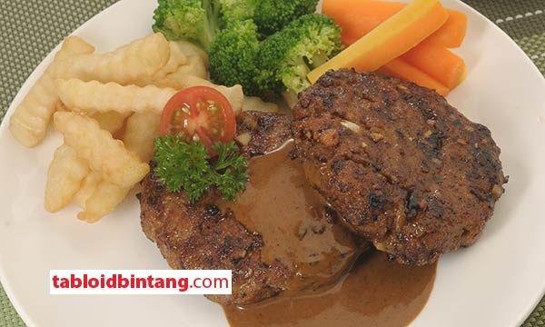 Resep Chop Steak Saus Gravy