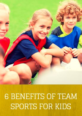 The Benefits of Team Sports