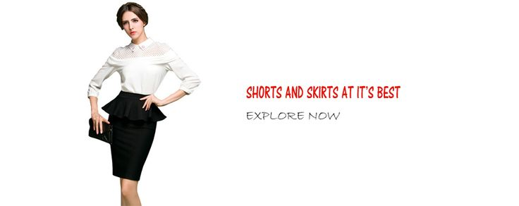 Shorts & Skirts -Buy Shorts and skirts Online at Best Prices In India…