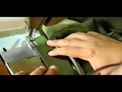 Cara menjahit baju Melayu (Cekak Musang Part3)