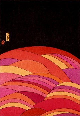 By Kiyoshi Awazu  Color is everything!