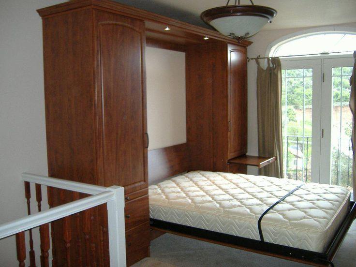 17 best ideas about murphy bed ikea on pinterest murphy beds wall beds and diy murphy bed. Black Bedroom Furniture Sets. Home Design Ideas