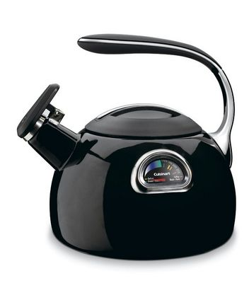 Cuisinart PerfecTemp Kettle Black