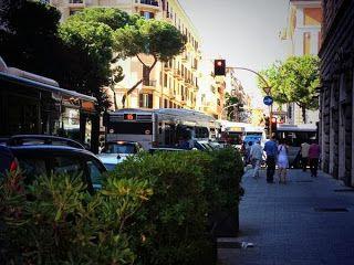 """Roma """"Ai confini della Realtà: PortaMaggiore come #Nairobi -  In strada uomini dell'#Atac a dirigere il traffico (non scherzo)"""