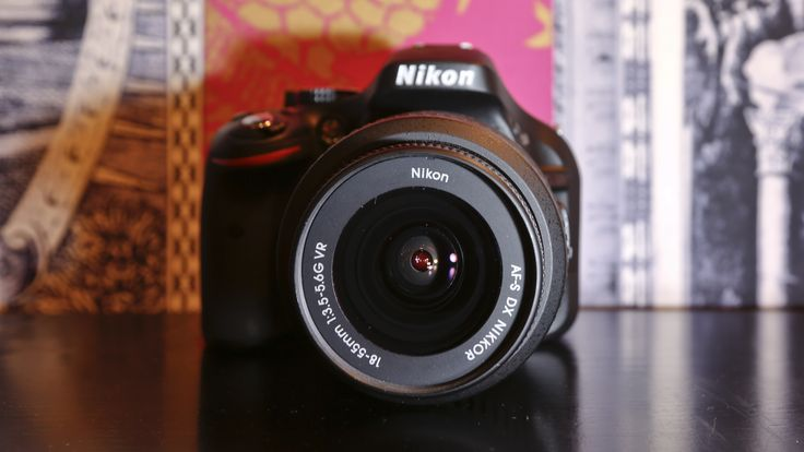 Get the lowdown on the Nikon's new mid-range DSLR