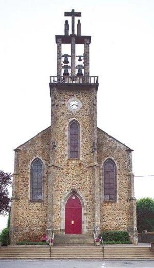 Église Saint-Clément, La Richardais...Bretagne