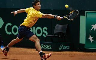 Blog Esportivo do Suíço: Rogerinho leva virada de argentino e dá adeus ao ATP 250 de Bastad