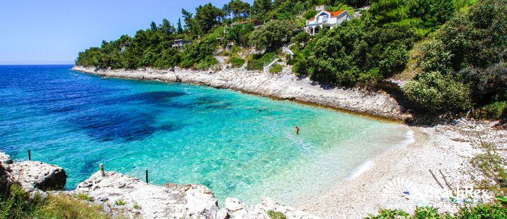 Beach Rasoha - Blato - Island Korčula - Dalmatia - Dubrovnik - Croatia
