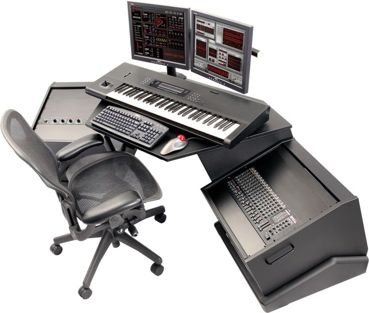 Recording Studio Furniture Designed And Manufactured By Argosy Console,Inc.  Patented Console Enclosure Design, Workstations, Desks, Rack Enclosures And  ...