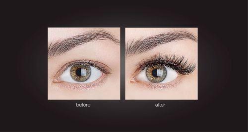 eyelashes cost