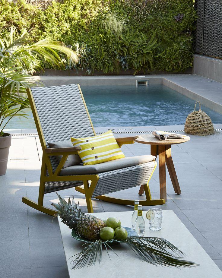 Molins Interiors // arquitectura interior - interiorismo - decoración - casa - exterior - jardinería - piscina - jardín  - mobiliario - garden - armchair - butaca - verano - summer