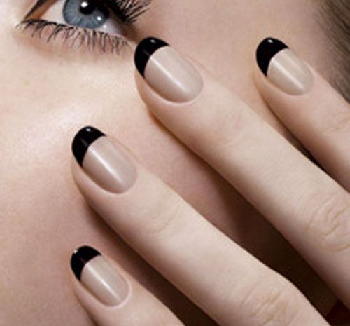 modern french manicure 2014 | Tendenze manicure 2014