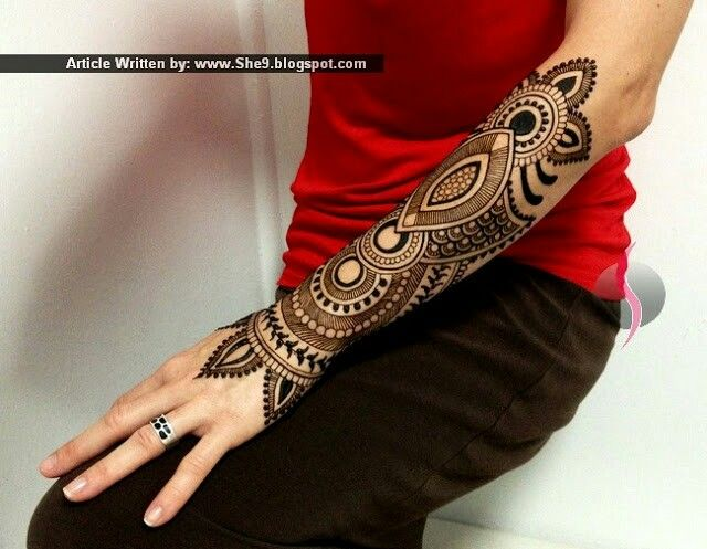 Awesome mehndi