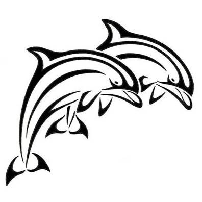 Dolphin Tattoos, Tattoo Designs Gallery - Unique Pictures and Ideas