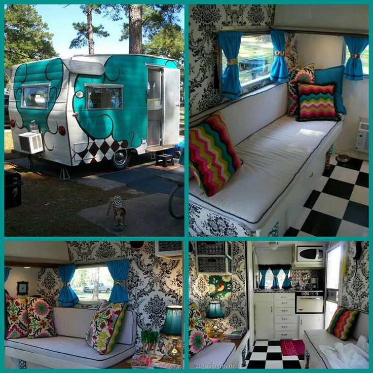 17 Best Images About Camping On Pinterest: 17 Best Images About Camping Trailers On Pinterest