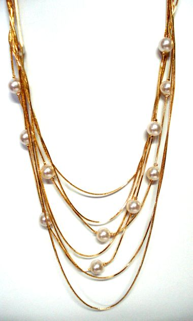 Every Woman should own a pair of pearls.... Its the ladylike thing to do #FUGstyle