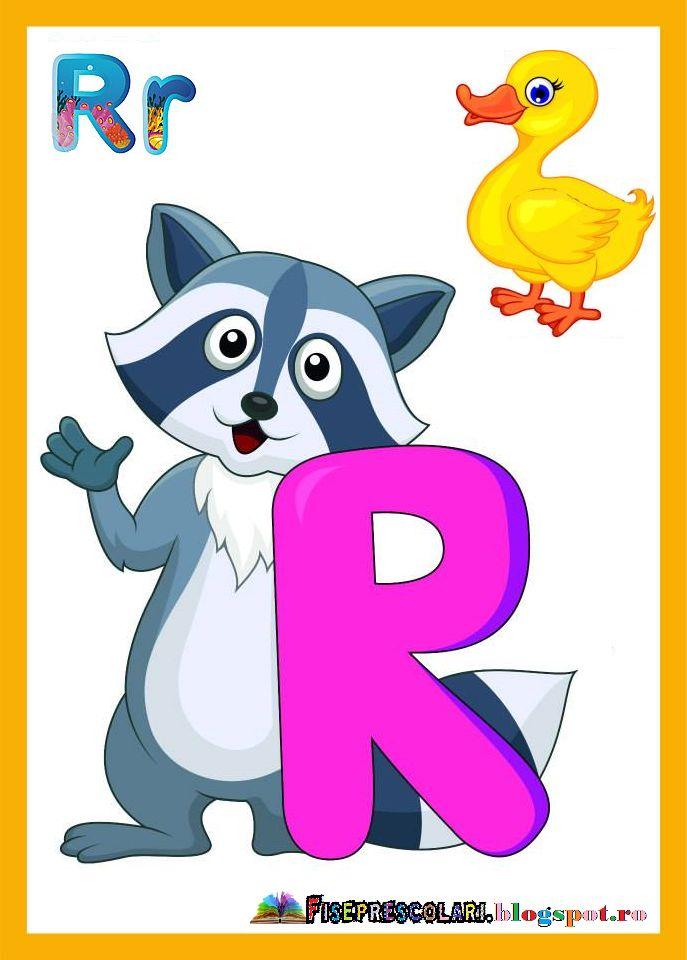 Mai jos gasiti setul de planse cu litere pentru clasa. Literele sunt colorate si atractive. Fiecare litera are si imagini reprezentative.   ...