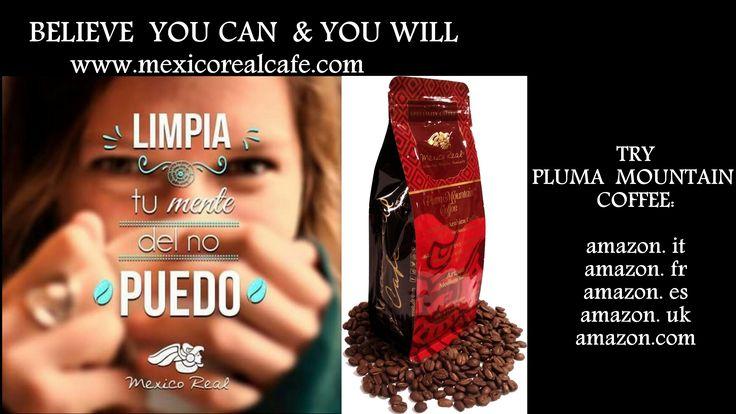 DON'T BE AFRAID, YOU CAN DO IT Espresso Arabica Coffee Single Origin Mexico from the Exotic beaches on the Pacific Coast in Oaxaca :https://lnkd.in/dKQVYyG  www.mexicorealcafe.com #pleasures #mocha #macchiato #frapuccino #coldbrew #coffee #caffe #cafe #mexicancoffee #chiapascoffee #mexicanfood #texas #sacramento #newyork #miami #london #roma #milano #paris #cannes #marseilla #bordeux #tacos #yacht #motivation #success #tiffai #gucci #armani #rolex #like #friends #love #animals #life #ami…