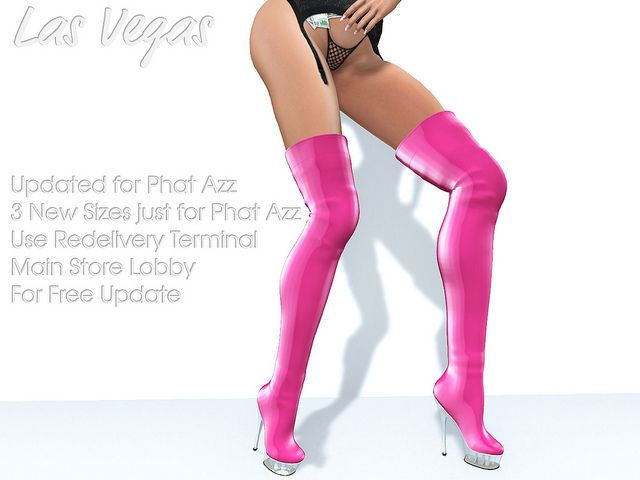 Las Vegas Boots Phat Azz Update   Flickr - Photo Sharing!