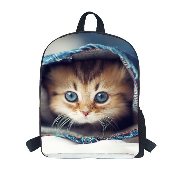kawaii cartoon animal school bag kindergarten satchels animal zoo back packs for teen girls cute bookbags schoolbags for kids - Top Kawaii - Best Online Kawaii Shop Top Kawaii - Best Online Kawaii Shop