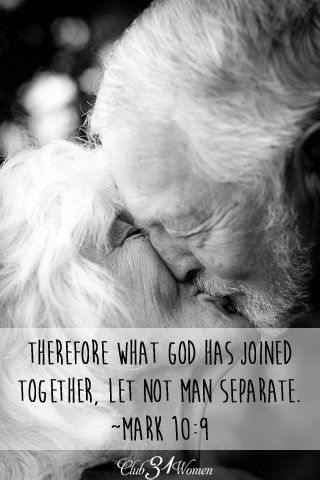 And here they are still loving each other after all these years. The Best Marriage Advice From 60 Years of Marriage~ Club31Women