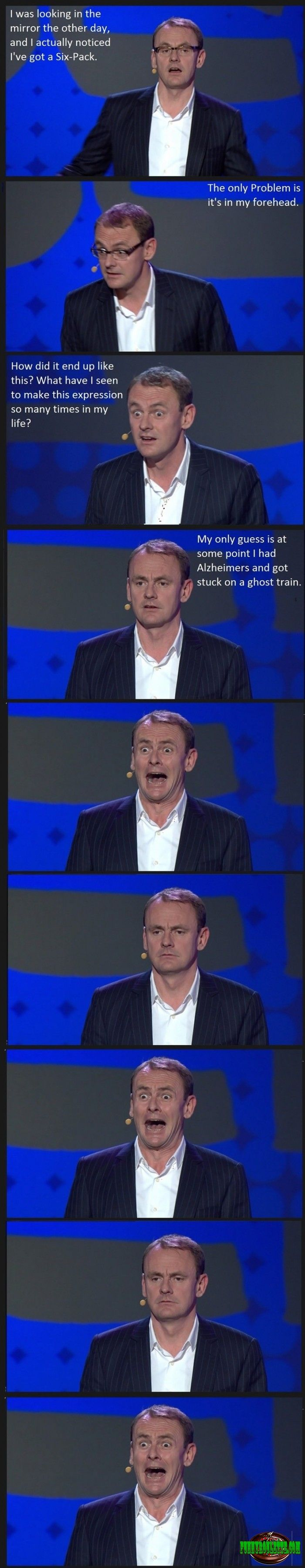 Lawl.. you will love this! Sean Lock