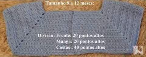 Tutorial en español de Vestido a Crochet para Niña - GanchilloGanchillo