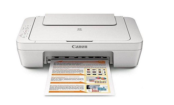 Amazon Com Canon Pixma Mg2520 All In One Print Scan Copy Inkjet
