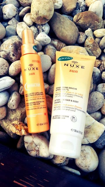 """elimakeupartist: NUXE """"Must have"""""""