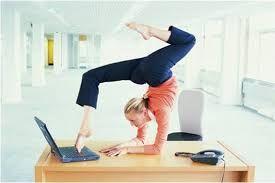 Ik ben erg flexible ingesteld