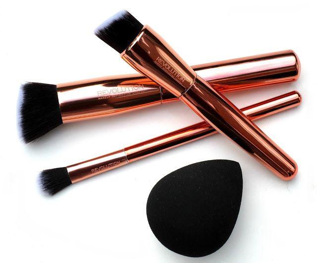 HaySparkle: Makeup Revolution Ultra Sculpt & Blend Collection ...