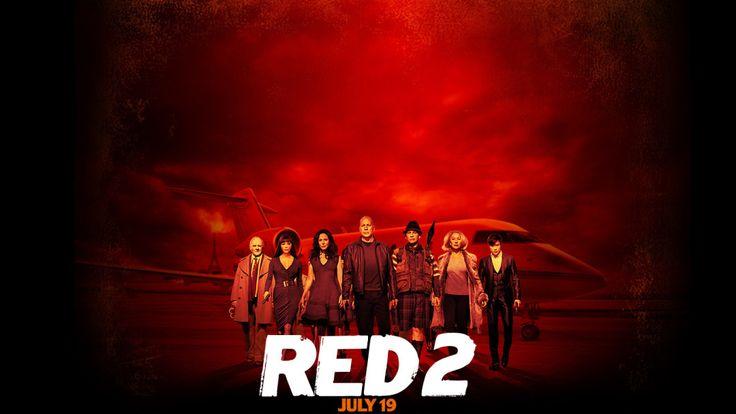 Red 2 Film   Red 2 Movie Background Wallpaper - Red 2 Movie