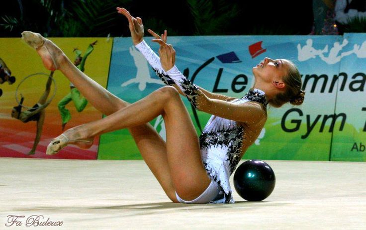 Astrid-Appoline Rabette, France; junior #rhythmic_gymnastics
