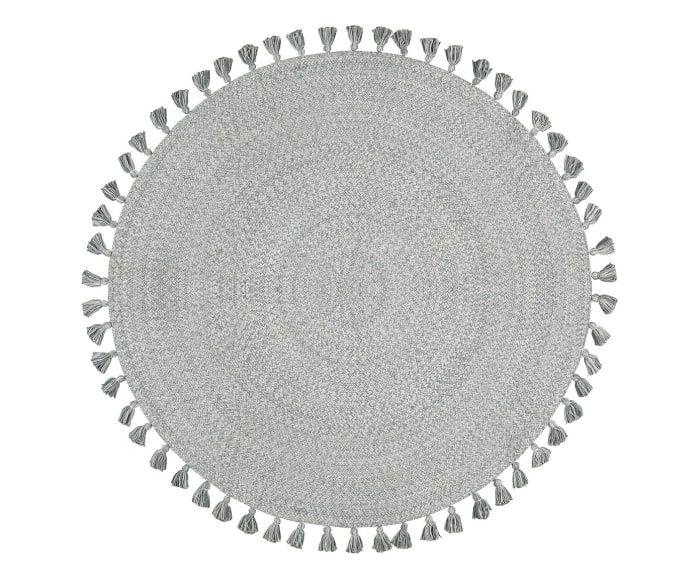 Tappeto Ida grigio Accessori per la casa, Grigio