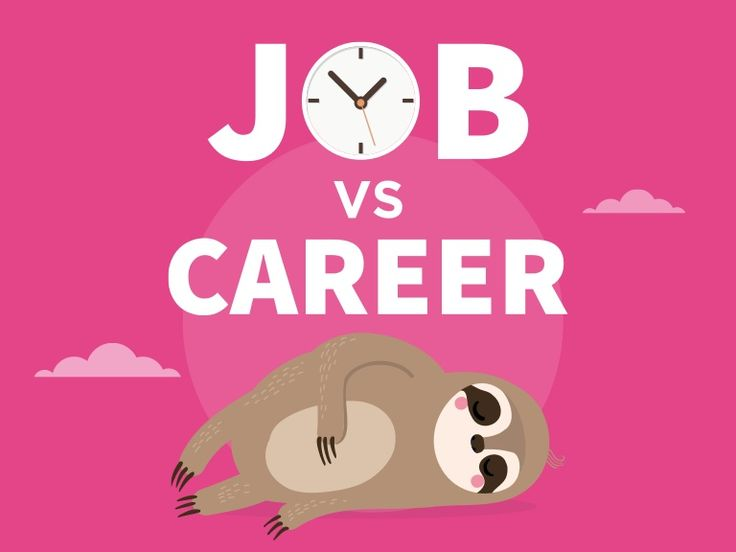 A job is something that's short term. A career is something for the long term that you truly love. Here are 10 key differences between a job and a career.  Dow…