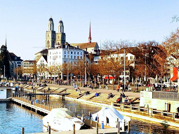 Zürich - feeling soooo homesick when I see that picture!