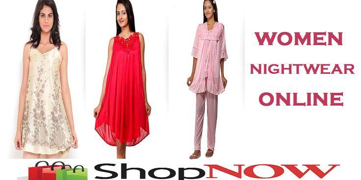 Buy Women #Nightwear Online | Women NightSuits | Stockings & Leggings at Cameyshop.com