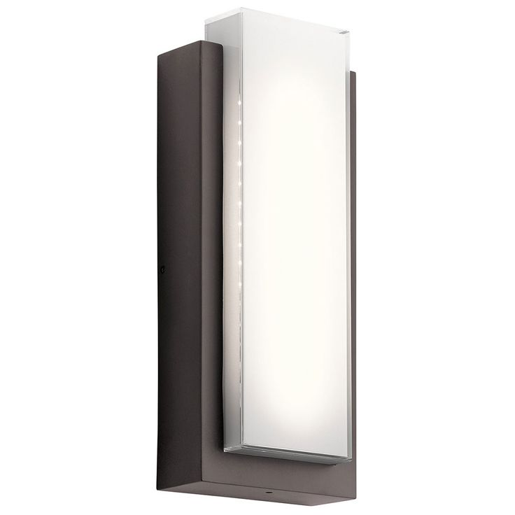 Modern Contemporary Outdoor Lighting Modern Led Outdoor Lighting Wall Sconce