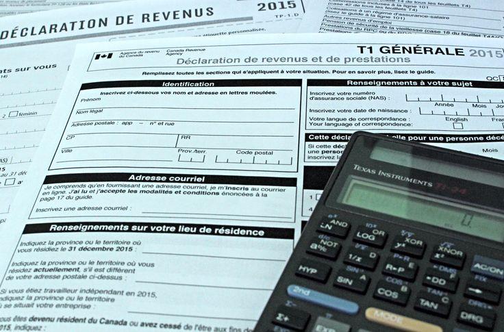 Impôts: voiciles principales nouveautés dont vous pourriez devoir tenir compte pour votre prochaine déclaration de revenus.